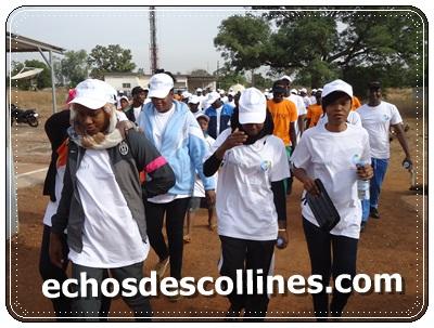 Kédougou: «One team», la Sonatel arpente les rues de Kédougou
