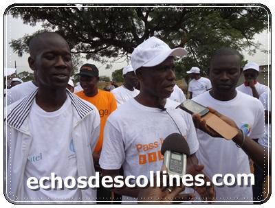 Kédougou: Bouna Ndao Directeur régional de ventes Est de la Sonatel: «Il faut intégrer le sport dans la vie quotidienne»