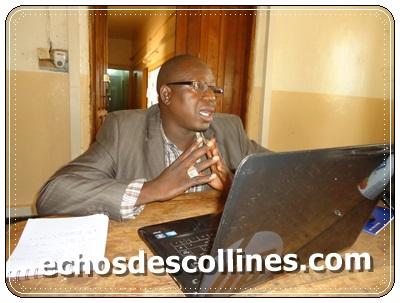 Kédougou: Carim Camara journaliste:«Il faut cesser de regarder le développement local comme une information de seconde zone».