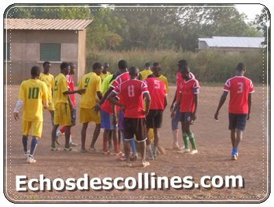 Kédougou: Tournoi de football à Fadiga