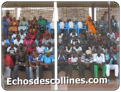 Kédougou: Sadio Dembélé parraine la finale cadette de la zone1
