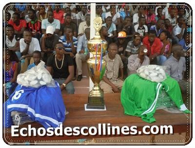 Kédougou: Navétanes 2014, Finale de la zone 1, ASCO remporte le trophée