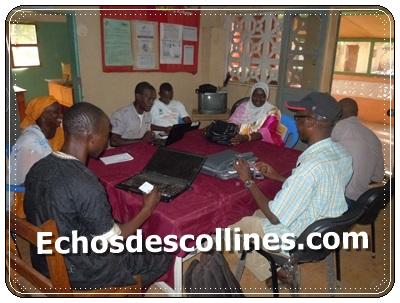 Kédougou: Appui au Développement local, Kédougou accueille 3 volontaires canadiens
