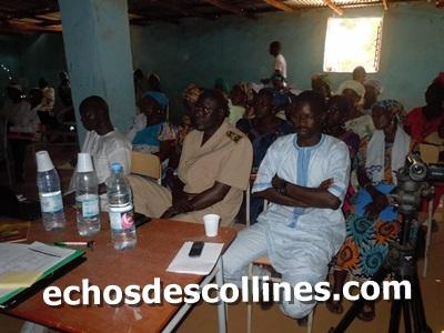 Kédougou : La commune de Dindéfélo accueille la CONAFE