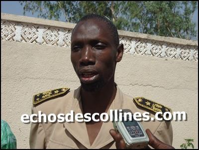 Kédougou: Ahmadou Coumba Ndiaye, adjoint au gouverneur chargé de Développement