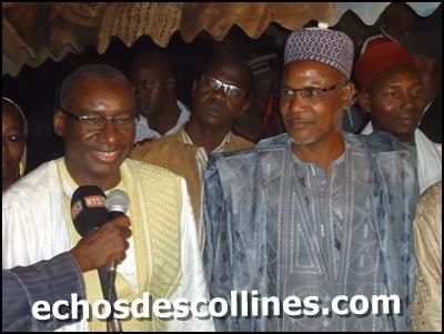 Me Sidiki Kaba: « L'or de Kédougou ne sera pas le malheur de Kédougou…»