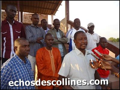Kédougou: Les responsables de la Gazelle  en colère contre l'inertie des sociétés minières…