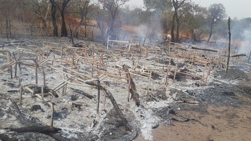 Kédougou: Le collège de Nafadji réduit en cendres