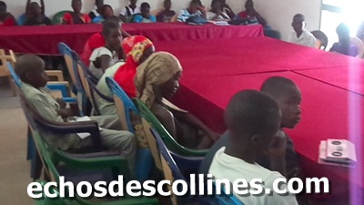 Kédougou: Renouvellement du bureau du parlement des enfants,