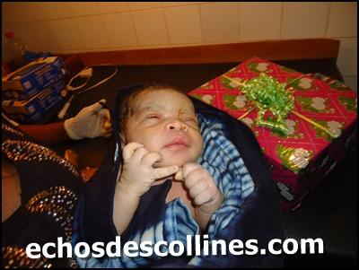 Kédougou: Le 1er bébé de l'an 2015 est connu