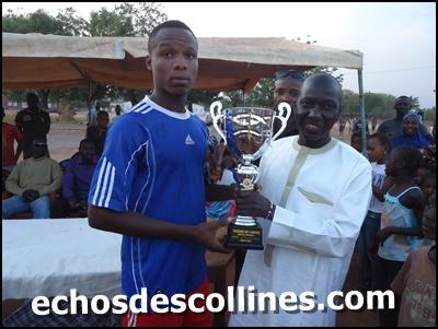 Kédougou: Koumouna Biagui parraine le 1er match de gala de l'an 2015