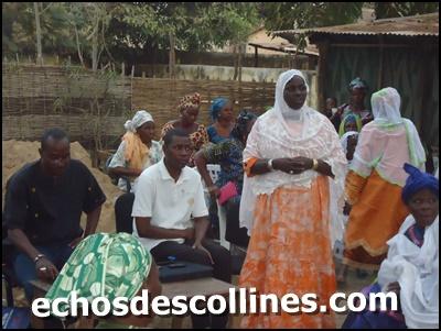 Kédougou: Assemblée générale extraordinaire du réseau des femmes