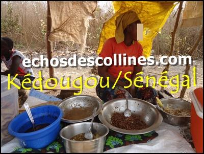 Kédougou: Alerte, les élèves courent des risques en achetant à manger à l'école