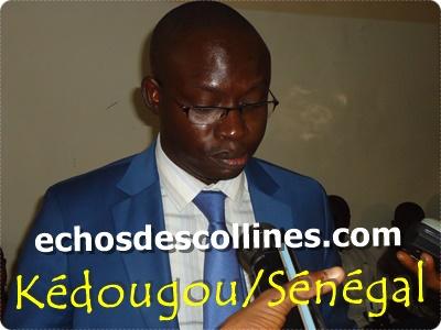 Habib Léon Ndiaye ancien préfet de Kédougou, s'en va mais rassure la population