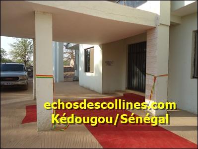 Kédougou: El hadj Oumar Youm fait l'apologie du PSE et de l'acte 3