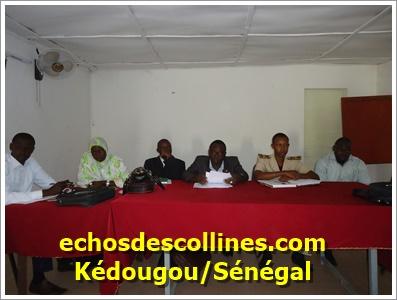 Kédougou: Le conseil départemental a démarré sa session budgétaire 2015