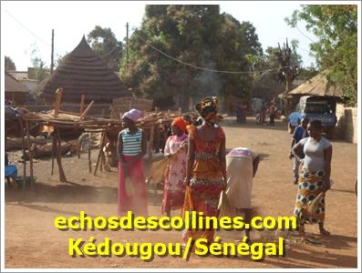 Kédougou: Lutte contre l'insalubrité, les jeunes de Fadiga nettoient leur quartier