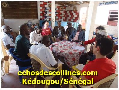 Kédougou: Dialogue des Cultures, artistes français et sénégalais échangent à Saraya