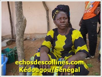 Kédougou: Mbamoussa Damba raconte le calvaire des femmes de Faraba
