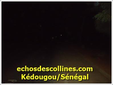 Kédougou: Saraya, reste encore un gros village plongé dans la pénombre