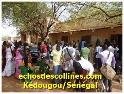 Kédougou : Les enseignants déclenchent un mouvement de protestation