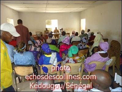 Kédougou: Les parents d'élèves conscientisés sur l'importance de l'extrait de naissance