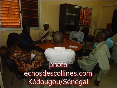 Kédougou: Education, les journalistes imprégnés sur le PAQUEB