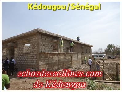 Kédougou: Les travaux du DAC d'Itato ont démarré