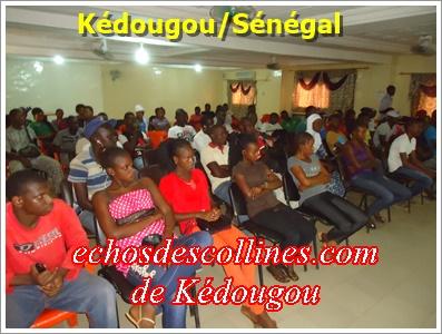 Kédougou: La Convergence des Jeunes Mackyistes(COJEM) est installée