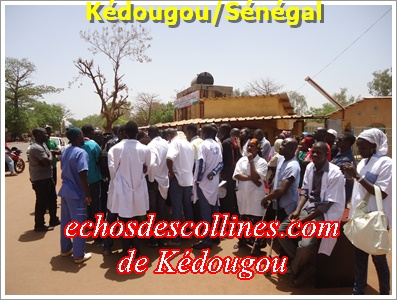 Kédougou: Accidents mortels causés par la société Afric gold, Les personnels de santé dénoncent l'inertie des autorités..