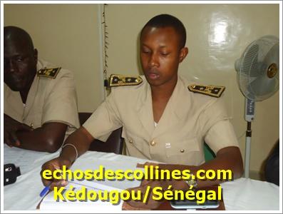 Kédougou: Réouverture des placers, Samba Adolphe Sidibé prévient: