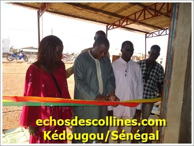 Kédougou: APECEK apporte son soutien aux non-voyants