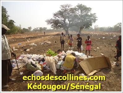 Kédougou: Alerte des enfants sont en danger