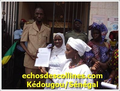Film documentaire sur le réseau des femmes pour le développement de Kédougou