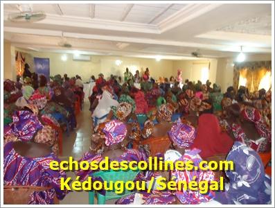 Kédougou : Les femmes méditent sur leur sort