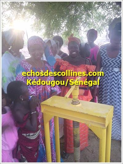 Kédougou: La FAFS contribue à l'autonomisation des femmes de Saraya
