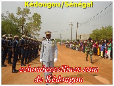 Kédougou: Fête de l'indépendance, aucune femme dans les rangs