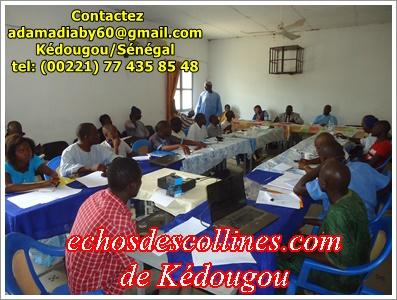 Kédougou: Les élus locaux formés sur l'acte III de la Décentralisation