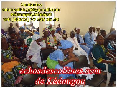 Kédougou: Le maire de Bandafassi s'engage à réduire les problèmes liés à l'Etat civil(vidéo)