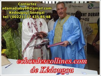 Kédougou: La ville de Kédougou se trouve une jumelle au Canada