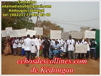 Kédougou: Le secteur de la santé est malade, le SUTSAS lutte contre …