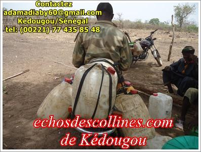 Kédougou: Attention, les sites d'orpaillage, lieux de forte consommation de vin de…