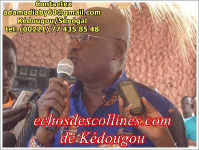 Kédougou: «Au Pays Bassari, vous avez une valeur culturelle exceptionnelle, il faut en être fier…»