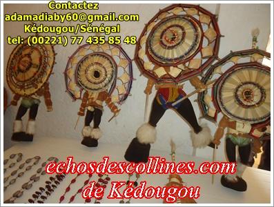Kédougou: Culture, les ethnies du pays Bassari chauffent Bandafassi