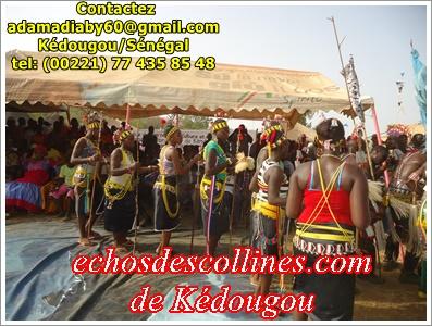 Kédougou: Olivier Bangar, président AME veut donner un nouveau souffle à la culture