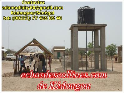 Kédougou: Le conseil départemental démarre la réception de ses réalisations