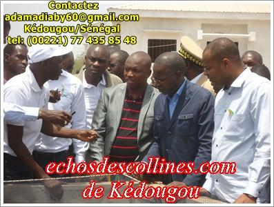 Kédougourêve déjà des retombées du DAC d'Itato