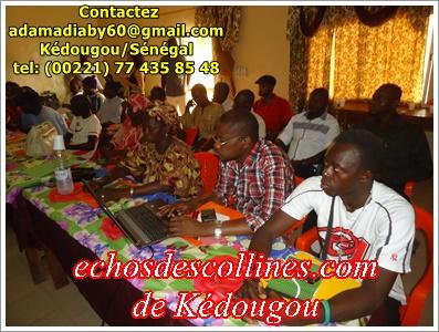 Le développement culturel est une priorité pour le conseil départemental de Kédougou
