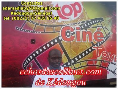 Kédougou: La SOBOA veut participer à la relance du cinéma