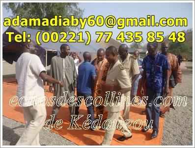 Kédougou: La SODEFITEX fait le bilan national de la campagne écoulée 2014